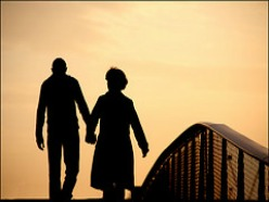 real love walking