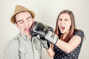 handling anger conflict