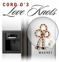 Love Knot Magnet